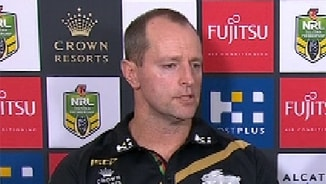 Rd 8 Press Conference: Rabbitohs