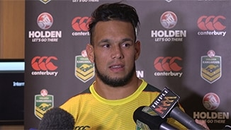 Kangaroos Media: Will Chambers