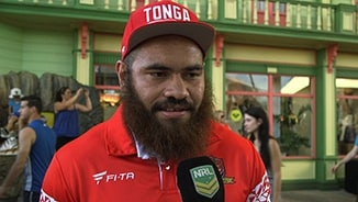 One on One with Konrad Hurrell