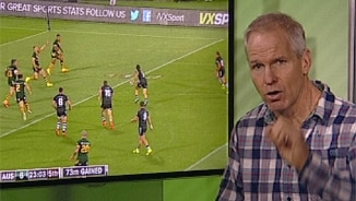 The Breakdown with Matt Elliott: Australia vs New Zealand