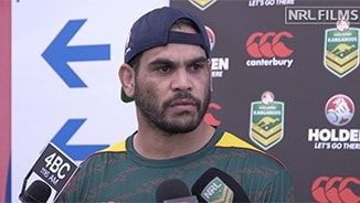 Inglis ready to play fullback