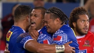 Rep Rd: Samoa v Tonga (Hls)