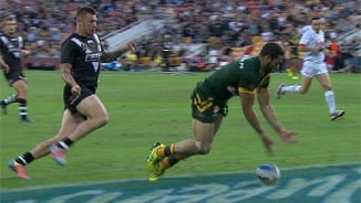 Rep Rd Magic Moment: Kangaroos v Kiwis