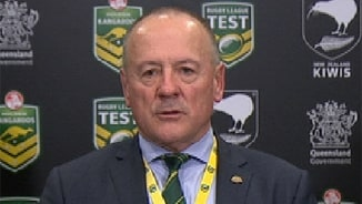 Rep Rd Press Conference: Kangaroos