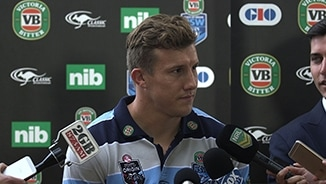 NSW VB Blues Media: Trent Hodkinson