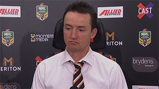 Rd 11 Press Conference: Wests Tigers