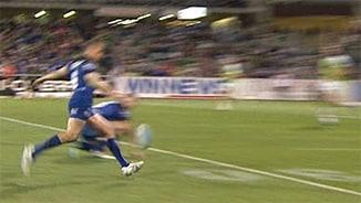 Rd 11 Magic Moment: Raiders v Bulldogs