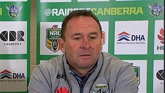 Rd 11 Press Conference: Raiders