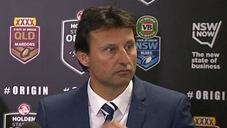 SOO I Press Conference: NSW