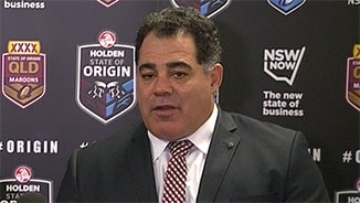 SOO I Press Conference: QLD