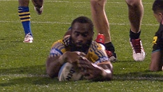 Rd 12 Magic Moment: Panthers v Eels