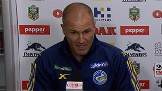 Rd 12 Press Conference: Eels