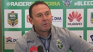 Rd 12 Press Conference: Raiders
