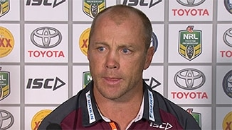 Rd 12 Press Conference: Sea Eagles