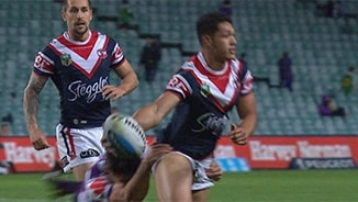 Rd 12 Magic Moment: Roosters v Storm