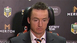 Rd 16 Press Conference: Wests Tigers