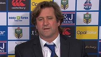 Rd 16 Press Conference: Bulldogs