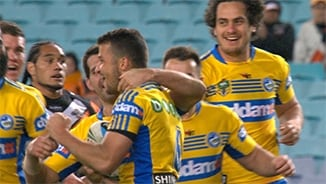 Rd 17 Magic Moment: Wests Tigers v Eels