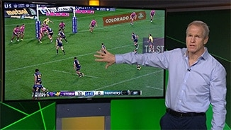 The Breakdown with Matt Elliott: Storm & Rabbitohs Attack