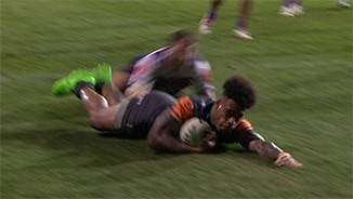 Rd 21 Magic Moment: Wests Tigers v Storm