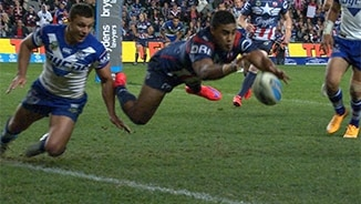 Rd 21 Magic Moment: Roosters v Bulldogs
