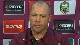 Rd 21 Press Conference: Sea Eagles