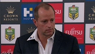 Rd 21 Press Conference: Rabbitohs