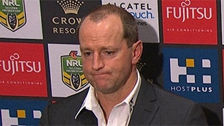 Rd 25 Press Conference: Rabbitohs