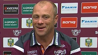 Rd 25 Press Conference: Sea Eagles