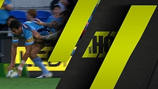 NRL HQ - Referee Review Rd 25