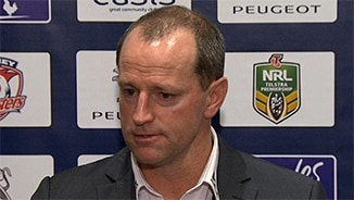 Rd 26 Press Conference: Rabbitohs