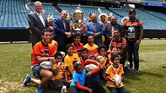 PNG to host three RLWC games