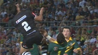 Trans Tasman Test - Australia v New Zealand (1)