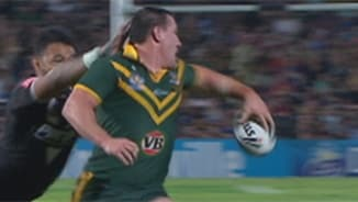Trans Tasman Test - Australia v New Zealand (2)