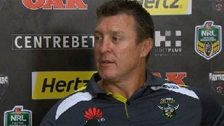 Rd1 Press Conference: Raiders