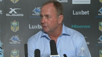 Rd1 Press Conference: Sharks
