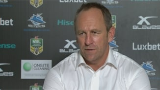 Rd1 Press Conference: Titans