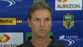 Rd1 Press Conference: Wests Tigers