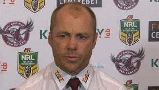 Rd2 Press Conference: Sea Eagles