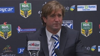 Rd 8 Press Conference: Bulldogs