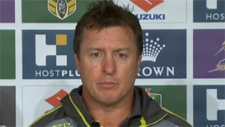 Rd 8 Press Conference: Raiders