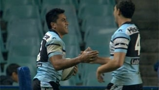 Rd 9: Wests Tigers v Sharks (Hls)