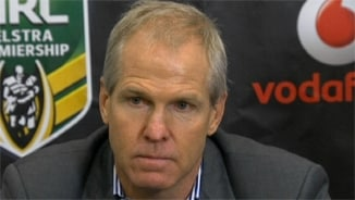 Rd 9 Press Conference: Warriors