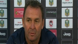 Rd 10 Press Conference: Eels
