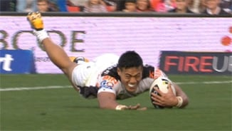 Rd 13: Panthers v Wests Tigers (Hls)