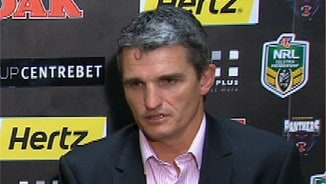 Rd 13 Press Conference: Panthers