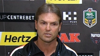 Rd 13 Press Conference: Wests Tigers