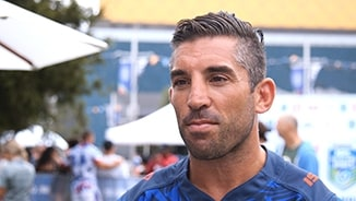 Auckland Nines Fan Day: Anasta