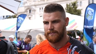 Auckland Nines Fan Day: Dugan