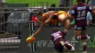 Auckland Nines Day 1 Best Tries